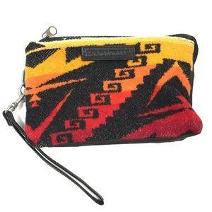 Pendleton Aztec print wallet